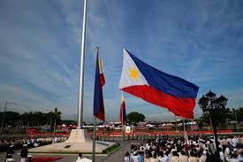 Philippines Flag Philippine Flag Raised On Independence Day In War Torn City 1310
