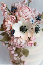 149 best cake decorating sugar flowers images on pinterest