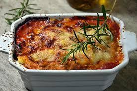 cuisine italienne recette de des cannellonis pour la journée internationale de la