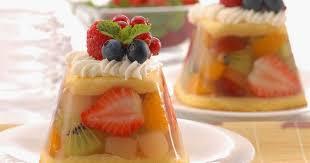 resep keripik kaca resep puding kaca isi buah segar