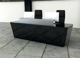 Reception Desk Uk Black Reception Desk Black Reception Desk Office Exles Of