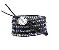 leather wrap bracelet women images Christinelle jpg