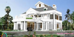 Colonial Home Designs July 2016 Kerala Home Design And Floor Plans
