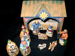 nativity sets by jim shore hahn says