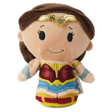 itty bittys wonder woman stuffed animal limited edition itty