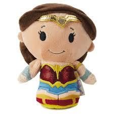 itty bittys wonder woman stuffed animal limited edition itty