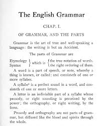 what is meant by grammar language learners stack exchange