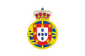 The Flag Of Brazil Vereinigtes Königreich Von Portugal Brasilien Und Den Algarven
