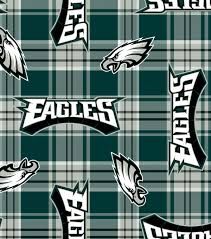 philadelphia eagles home decor philadelphia eagles fleece fabric 58
