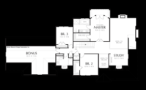 Home Plans With Elevators Mascord House Plan 2371a The Hayfield