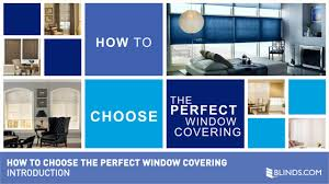 how to choose the perfect window covering u0026raquo multi category