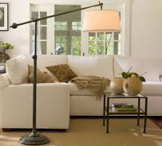 over the couch lighting chelsea sectional floor l pottery barn over the couch l