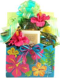 island gift basket same 25 best tropical gift baskets images on summer gift