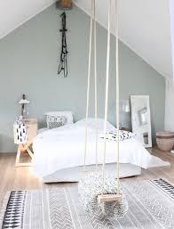 inspiration couleur chambre déco chambre un coin nuit cocooning et cosy côté maison