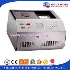 scanner de bureau rapide le scanner liquide de bouteille de bureau avec rapide identifient la