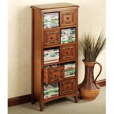 Oak Cd Storage Cabinet Cd Storage Cabinet Wood Stand Storage Tower Wood White Shelf Solid