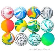 high bounce bouncy balls in assorted eye designs these