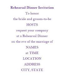 Rehearsal Dinner Invitation Wording Wedding Free Suggested Wording By Theme Geographics 2