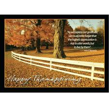 thanksgiving greeting card th8004 wish friends and