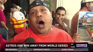 Game 7 Memes - astros fans fired up during game 7 of alcs youtube