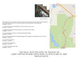 3m Center Map Race For Steak U2013 Foundation Of Hope