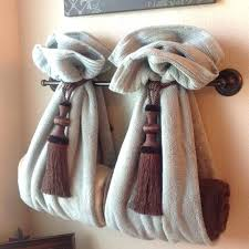 bathroom towels decoration ideas best 25 decorative bathroom towels ideas only on within