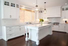 kitchen island with legs kitchen island baluster legs transitional kitchen integrity