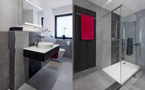 badezimmer grau design innenarchitektur ehrfürchtiges wohnzimmer fliesenboden grau