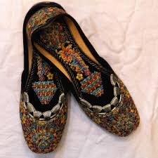 wedding shoes online india indian punjabi juti flat shoes wedding shoes