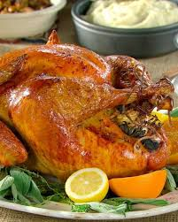 citrus and herb turkey recipe herbs turkey recipes and