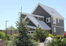 grey metal roof residential metal roofing and siding for the