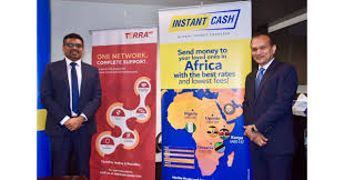 global money transfer terrapay and instant cash team up to launch global cross border