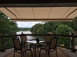 Sunair Retractable Awnings Retractables Evergreen Awnings