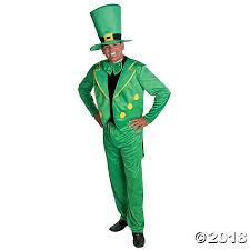 leprechaun costume deluxe leprechaun costume