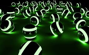 neon spheres wallpapers first hd wallpapers