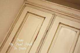 painting oak cabinets with annie sloan chalk paint yes it