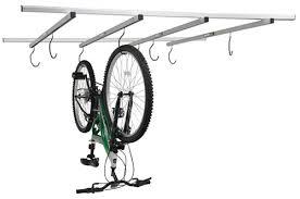 Bicycle Ceiling Hoist by Compare Gear Up Bike Hoist Vs Saris Cycle Glide Etrailer Com
