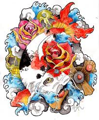 131 mejores imágenes de koi en pinterest drawing acuarela y