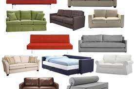 Top Rated Sleeper Sofa by The Top 15 Best Sleeper Sofas U0026 Sofa Beds Apartment Therapy
