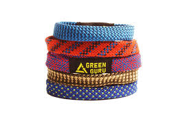 rope bracelet images Climbing rope bracelet sold as singles green guru gear jpg