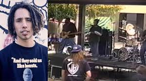 is time travel real images This video of rage against the machine 39 s first ever show might jpg