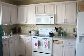 White Washed Kitchen Cabinets Whitewash Kitchen Cabinets Painting White Washed Oak Cabinets