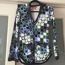75 off tory burch tops reduced tory burch terry cloth