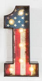 Military Home Decorations 344 Best Patriotic Decor U0026 Diys Images On Pinterest July 4th