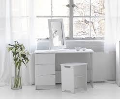 Modern White Corner Desk Vanity Desk With Drawers 120 Trendy Interior Or Small Makeup
