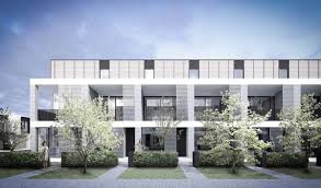 image result for conrad architects one ascot townhouses