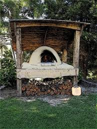 Building A Backyard Pizza Oven by How To Build A Pizza Oven Pinkbird