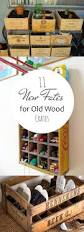 diy things to do with wooden crates diy home home decor