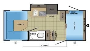 2017 hummingbird 17bh floorplan rv stuff pinterest