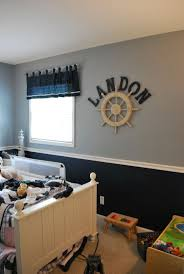 Bedroom Wall Ideas Best 25 Nautical Boy Rooms Ideas Only On Pinterest Boys